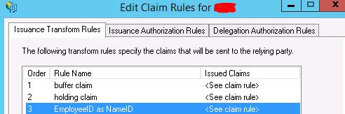 claim rules adfs