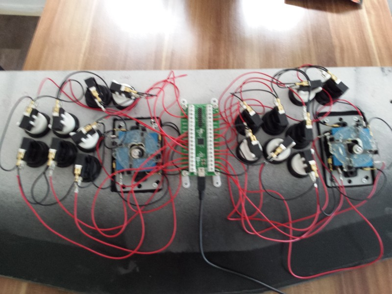 2015 08 11 08.19.15 e1439660434699 building an arcade with raspberry pi part 2 martin buist it ipac 2 wiring diagram at panicattacktreatment.co