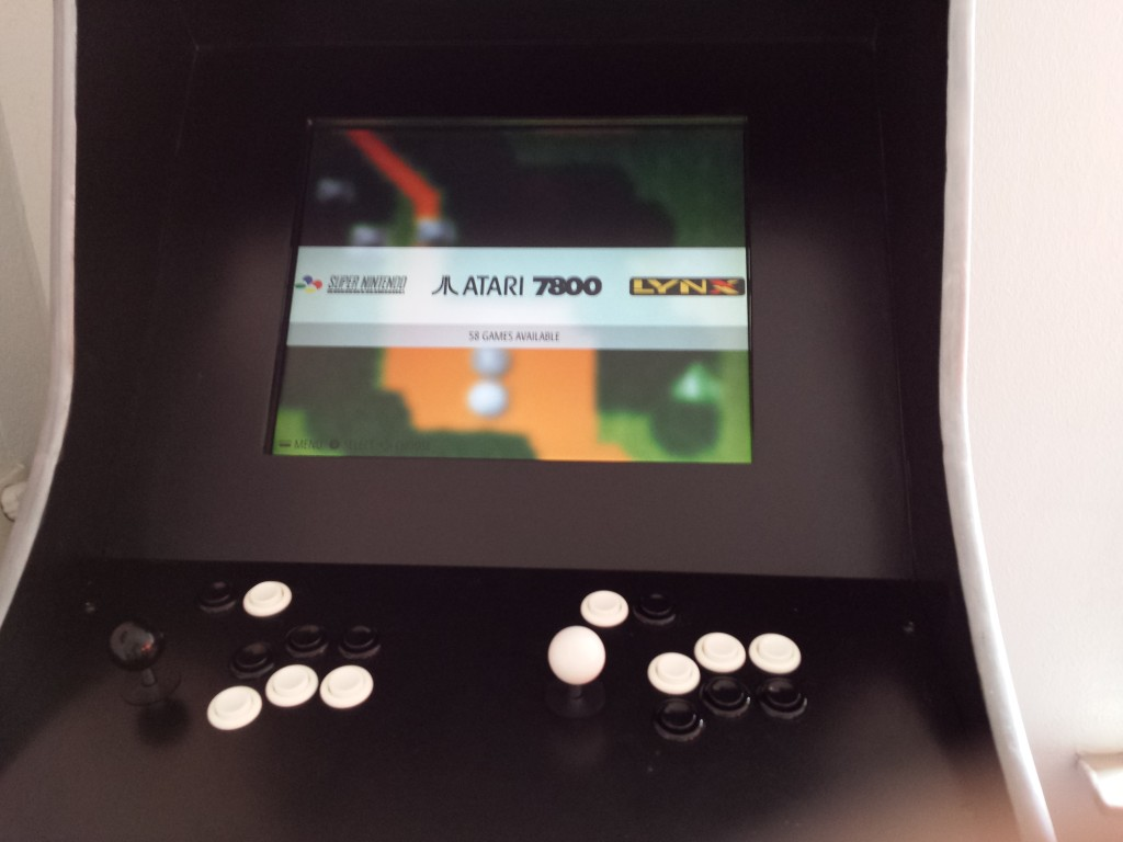 Building an Arcade with raspberry PI – Part 2 – Martin Buist – IT